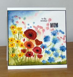 For Mom Penny Black
