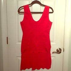 NEW!Gorgeous bodycon bandage red dress! This dress fits like a glove! Beautiful red fabric! WOW couture Dresses Mini