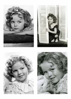 4 Shirley Temple 5 x 7 Glossy 4 Photo Picture Lot 2 | eBay