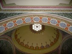 Dome in the Imperial Council - Topkapi Palace