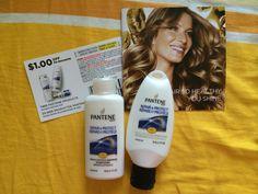 Pantene Pro-V Repair & Protect Shampoo & Conditioner Travel Size W/ Coupon 1.7fl #Pantene