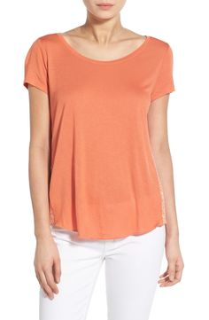 Hinge Print Back Tee available at #Nordstrom