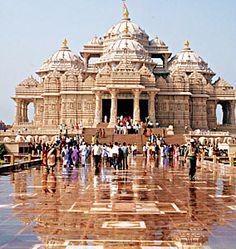Akshardham temple, New Dehli, India