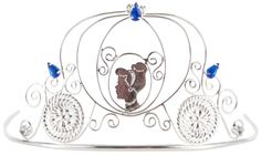 Cinderella Child Tiara - This product includes one character tiara. This is an officially licensed Disney product.