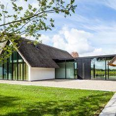Pent House, Farmhouse, Construction, Cottage, House Design, Luxury, Architecture, House Styles, Barn Houses
