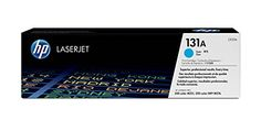HP 131A CF211A Toner Cartridge Cyan >>> Click on the image for additional details. (This is an affiliate link)