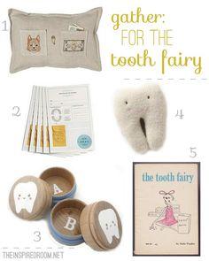cute tooth fairy ideas.