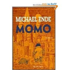 Book: Momo - Michael Ende