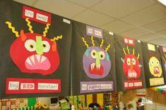 Monsters - Go Away Big Green Monster!