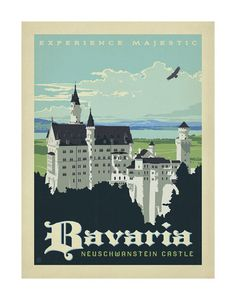 Experience Majestic Bavaria at Allposters.com at AllPosters.com