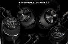 Les casques audiophiles du fabricant new-yorkais Master & Dynamic sont en démo chez Cobra 🎧 ! | #MasterDynamic #Headphones #Earphones #CasqueAudio