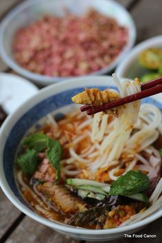 The Food Canon - Inspiring Home Cooks: Auntie Ruby's Assam Laksa - 03 The Recipe