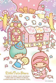 【2013】Puzzle (108 Pieces) (¥630) (Manufacturer: Beverly Enterprises) ★Little Twin Stars★