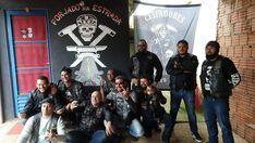 F. R. I. Força Respeito e Irmandade #motociclismo #motoclube #motogrupo #forjadosnaestrada #ceifadoresdealma #irmandade #uniao #força #respeito