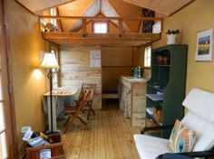 Cute bunk house