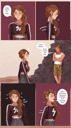 Hades' Holiday :: Part 2. Page 17 | Tapastic Comics - image 1