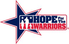 Hope For The Warriors, is a great cause were supporting. shavingsucks.com
