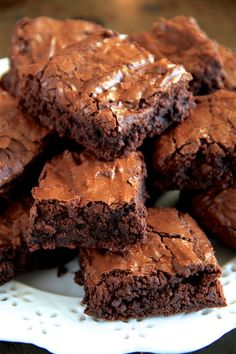 Healthy Baking, Healthy Desserts, Eat Healthy, Healthy Brownie Recipes, Flourless Desserts, Clean Eating Desserts, Flourless Chocolate Cakes, Gluten Free Baking, Gluten Free Desserts
