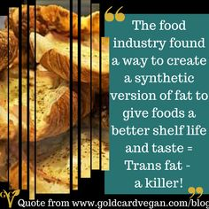 Meat Diet, Just So You Know, Ldl Cholesterol, Essential Fatty Acids, Trans Fat, Shelf Life, Vitamin D, Food Industry, Good Fats