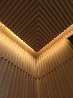 Lobby Interior, Interior Lighting, Lighting Design, Interior Architecture, Arch Light, Light Art, Foyer Design, Wall Design, Lift Design
