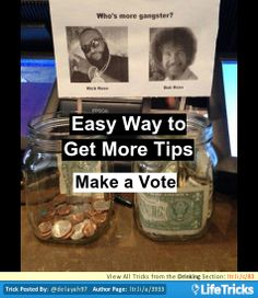 Easy Way to Get More Tips