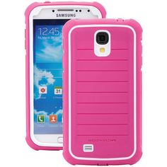 Body Glove Samsung Galaxy S 4 Shocksuit Case (raspberry And White) - MNM Gifts