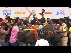 WATCH Ranveer Singh and Deepika Padukone BADLY MOBBED by photographers. See the full video at : https://youtu.be/NTL84WMekis #ranveersingh #deepikapadukone