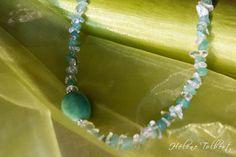 Kate 2 #kate #fashion #handmade #jewelry #jewelrydesign #jewelrymaking #love #necklace #gem #gemstone #semiprecios #helenetolbert