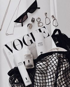 Find images and videos about jewelry, vogue and cosmetics on We Heart It - the app to get lost in what you love. Gray Aesthetic, Classy Aesthetic, Black Aesthetic Wallpaper, Black And White Aesthetic, Aesthetic Collage, Aesthetic Vintage, Black And White Picture Wall, Black N White, Black And White Pictures