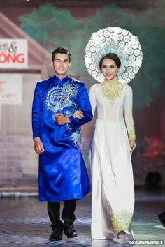 Hoài Giang shop may bán và cho thuê áo dài nam cách tân. Liên hệ: 0985092008 (Giang)