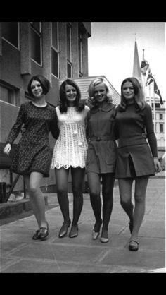 Image result for mini skirts sixties | 60's clothing | Pinterest ...