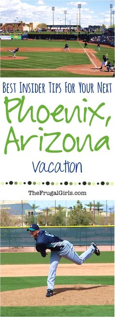 Things to Do in Phoenix Arizona!  You'll LOVE these fun insider travel tips and hidden gems for your next vacation to AZ! | TheFrugalGirls.com