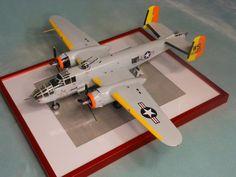 B-25J 1/48 monogram