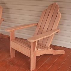 Centerville Amish Classic Treated Adirondack Chair