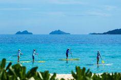 Fiji waters @ Namotu Island Resort ,Fiji. (Credits to NIR).