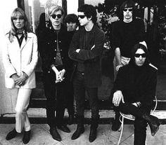 Andy Warhol, Nico & the Velvet Underground.