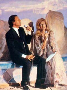 Dalida et Julio Iglesias