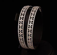 indian Diamond jewellery | Labels: Diamond Bangles , diamond jewells , stylish diamond necklace ...