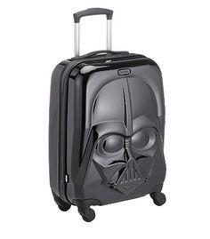 Maleta de Star Wars Samsonite #regalos #starwars #regalosoriginales  https://www.regalosychollos.com/regalos-originales/maleta-de-star-wars-samsonite/