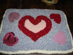Valentine's Hearts   completed Feb. 2013