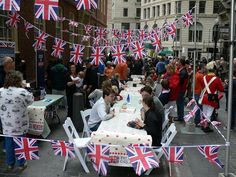 Boston British Street Party