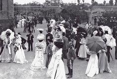 Hipodromo castellana 1902