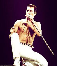 Freddie Mercury GIF
