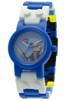 Kids LEGO Star Wars Watch Luke Skywalker Lego Watch 3a99445c02