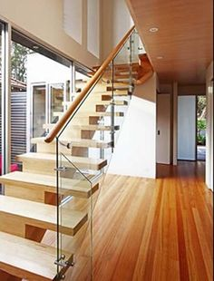 Amazing Interior Decorating Ideas Modern Family Home Design Wooden Stairs Inspiration