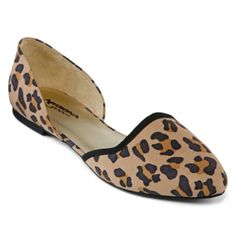 Arizona Kennedy Dorsay Flats from JCPenney $29.99
