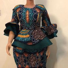 african fashion The Lastest Ankara Styles 2020 Best African Dresses, Latest African Fashion Dresses, African Print Fashion, African Attire, Latest African Styles, Ankara Fashion, Africa Fashion, African Prints, African Fabric