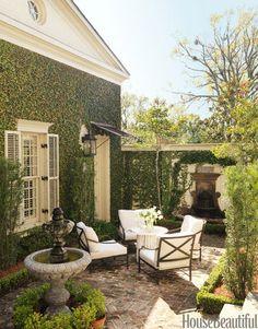 Garden Fountains - Design Chic