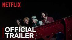 Cable Girls - Season 2 | Official Trailer [HD] | Netflix