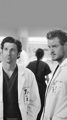 Mark omggg theyre so beautiful Greys Anatomy - Derek amp; Mark omggg theyre so beautiful Greys Anatomy Derek, Anatomy Grey, Grey's Anatomy Mark, Grey Anatomy Quotes, Greys Anatomy Cast, Eric Dane, Patrick Dempsey, Mike Brand, Grey's Anatomy Wallpaper Iphone